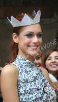 Festeggiamenti a Miss Italia 2008 Miriam Leone  - Acireale (1169 clic)