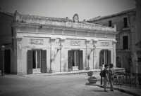 Circolo di conversazione-Il famoso circolo del Dott. Pasquano nel Commissario Montalbano  - Ragusa (4836 clic)