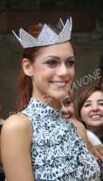 Festeggiamenti a Miss Italia 2008 Miriam Leone  - Acireale (1177 clic)