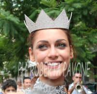 Festeggiamenti a Miss Italia 2008 Miriam Leone  - Acireale (1354 clic)