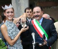 Festeggiamenti a Miss Italia 2008 Miriam Leone  - Aci catena (2708 clic)