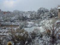 nevicata del 15/12/07  - Lercara friddi (2363 clic)