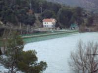 Lago Fanaco in piena  - Castronovo di sicilia (5175 clic)