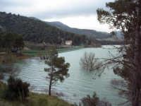 Lago Fanaco in piena  - Castronovo di sicilia (6249 clic)