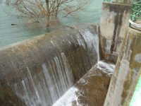 Lago Fanaco in piena  - Castronovo di sicilia (4336 clic)