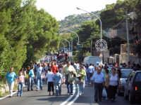 Processione di SS.Cosimo e Damiano  - Sferracavallo (4243 clic)
