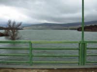 Lago Fanaco in piena  - Castronovo di sicilia (4754 clic)