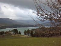 Lago Fanaco in piena  - Castronovo di sicilia (4829 clic)