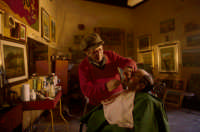 il barbiere artista  - San gregorio di catania (4137 clic)