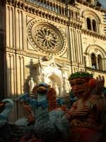 carnevale: carri allegorici in piazza duomo  - Acireale (1571 clic)
