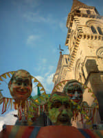 carnevale: carri allegorici in piazza duomo  - Acireale (2220 clic)