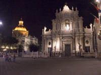 piazza duomo: la cattedrale  - Catania (2307 clic)