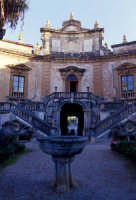 esterno della villa Palagonia BAGHERIA francesco Barbera
