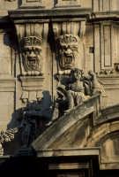 esterno della chiesa di san Sebastiano  - Acireale (1573 clic)