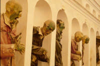 mummie dei benedettini  - Savoca (18109 clic)