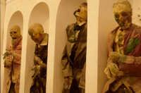 mummie dei benedettini  - Savoca (35037 clic)