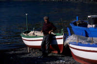 pescatore di santa Maria la Scala  - Acireale (4088 clic)