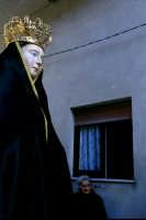 pasqua: la madonna ancora a lutto prima della giunta  - Prizzi (4577 clic)