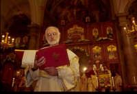 il rito pasquale ortodosso  - Piana degli albanesi (5790 clic)