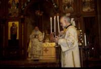 il rito pasquale ortodosso  - Piana degli albanesi (5953 clic)
