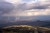 panorama dalla villa comunale  - Aidone (3717 clic)