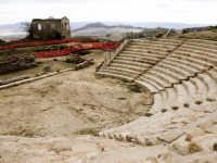 teatro antico  - Morgantina (6274 clic)
