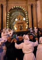 venerdý santo: l' uscita della vara  - Leonforte (2490 clic)