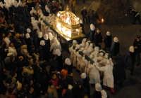 venerdý santo: la processione  - Leonforte (3271 clic)