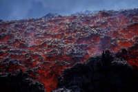 etna : particolare di una colata  - Etna (5119 clic)