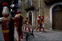 venerd' santo : i giudei  invadono le strade del paese SAN FRATELLO francesco Barbera