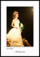 Sfilata di moda: Bridal Gown.  - Enna (2642 clic)