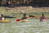 Canottieri sul lago Pozzillo  - Agira (2461 clic)