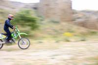 Motocross al castello di Agira  - Agira (3535 clic)