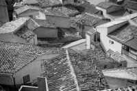 Vecchi tetti  - Assoro (2808 clic)
