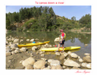 Qui il fiume Salso si unisce al lago Pozzillo. Nella zona vengono praticati parecchie attività sportive quali :canoa, pesca, vela, bike, corsa, equitazione, escursione, ecc.   - Lago di pozzillo (6810 clic)