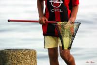 Calciatore e pescatore  - Scoglitti (3208 clic)
