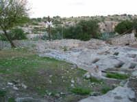 Parco Forza - resti dell'antica chiesa della SS.Annunziata distrutta dal terremoto del 1693 ISPICA L