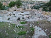 Parco Forza - resti dell'antica chiesa della SS.Annunziata distrutta dal terremoto del 1693  - Ispica (2137 clic)