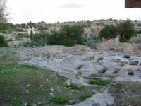Parco Forza - resti dell'antica chiesa della SS.Annunziata distrutta dal terremoto del 1693  - Ispica (2452 clic)