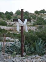 Parco Forza - resti dell'antica chiesa della SS.Annunziata distrutta da terremoto del 1693  - Ispica (2509 clic)