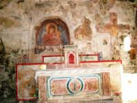cava Ispica - chiesa S.Maria della Cava (interno)  - Ispica (2943 clic)