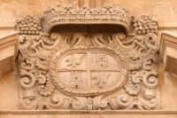 stemma della città di Ispica (chiesa Madre)  - Ispica (1196 clic)