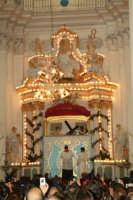 Venerdì Santo: caduta delle porte dell'altare del Cristo con la Croce ISPICA Leandro Distefano