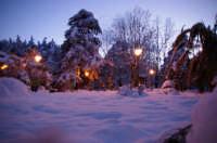 Mistretta Villa Chalet sotto la neve  - Mistretta (9503 clic)
