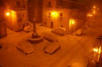 Nevicata notturna  - Mistretta (10141 clic)