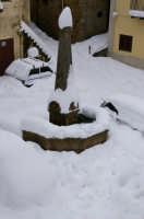 Fontana Pia come un bignet con panna  - Mistretta (5752 clic)
