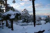 Villa Garibaldi ed il laghetto ghiacciato  - Mistretta (6710 clic)