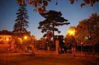 La Villa Garibaldi a sera  - Mistretta (5327 clic)