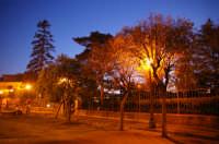 La Villa Garibaldi a sera2  - Mistretta (5091 clic)
