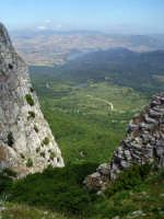 vista da rocca busambra  - Ficuzza (4353 clic)